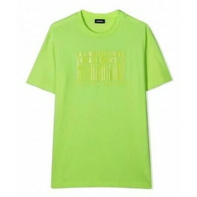 Diesel Kids | T-Shirt | J00030 00YI9 groen