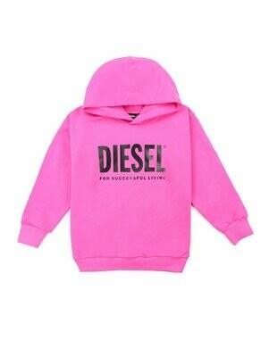 Diesel Kids   Hoodie   J00094 0IAJH roze