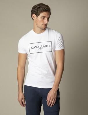 Cavallaro | T-Shirt | 117211007 wit