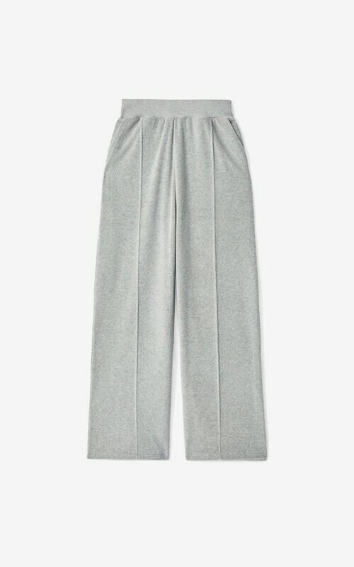 Kenzo | Pantalon | FA62PA7284ME grijs