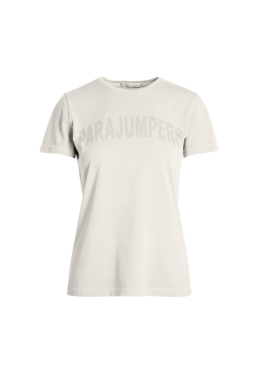 Parajumpers   T-Shirt   PWFLETS35 wit