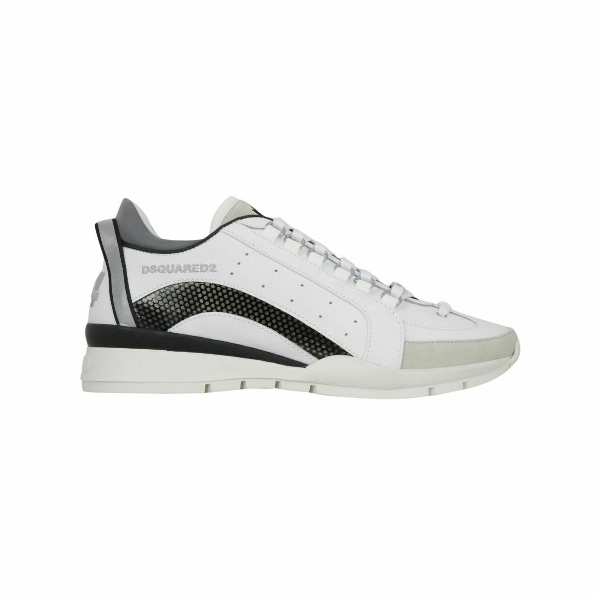 Dsquared2   Sneaker   SNM0153 30801660 wit