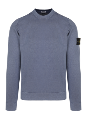 Stone Island | Pullover | MO7415554D9 d.blauw