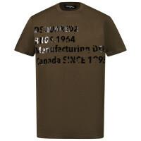 Dsquared2 Kids | T-Shirt | DQ0149 D002F d.groen