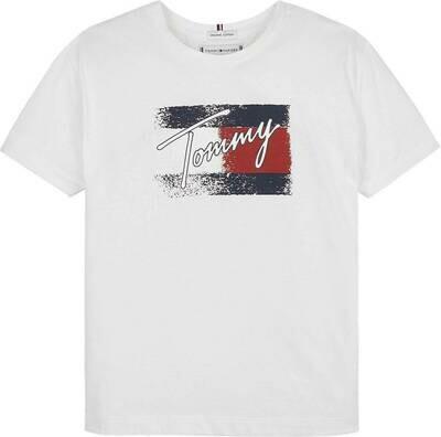 Tommy Hilfiger Kids | T-Shirt | KG0KG05909 wit