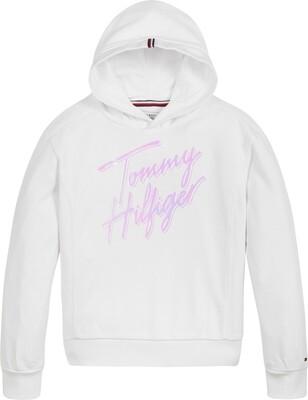 Tommy Hilfiger Kids | Hoodie | KG0KG05891 wit