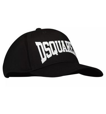 Dsquared2 Kids | Cap | DQ0134 D00YT zwart