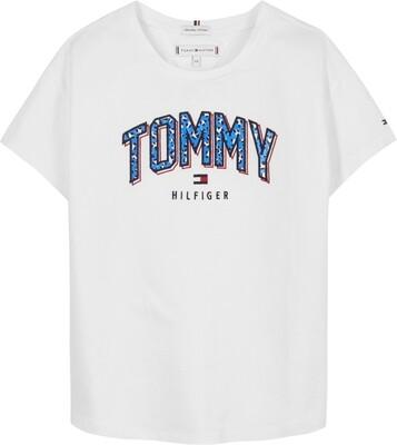 Tommy Hilfiger Kids | T-Shirt | KG0KG05875 wit