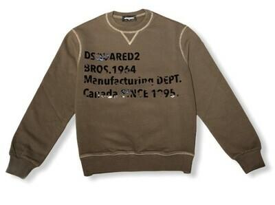 Dsquared2 Kids | Sweater | DQ0209 D002Y d.groen