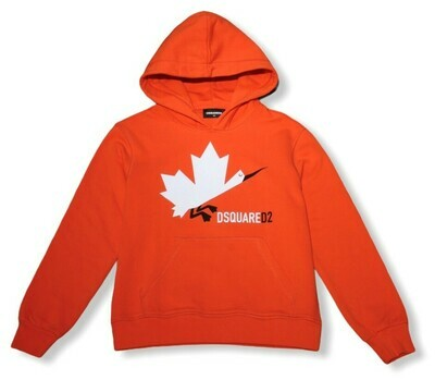 Dsquared2 Kids | Hoodie | DQ0222 D002Y rood