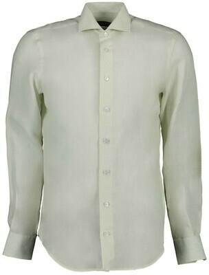 Cavallaro | Shirt Linnen | 110211057 l.groen