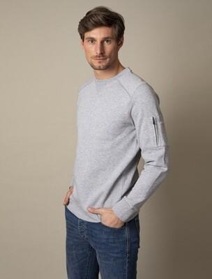 Cavallaro | Sweater | 120211005 grijs