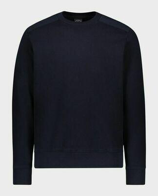 Paul and Shark   Sweater   21411868 d.blauw