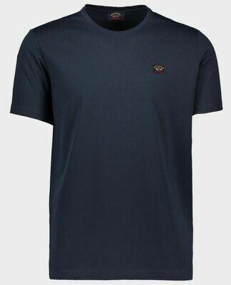 Paul and Shark | T-Shirt | C0P1002 blauw