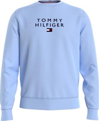 Tommy Hilfiger | Sweater | MW0MW18299 l.blauw