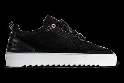 Mason Garments | Sneaker | FIRENZE zwart