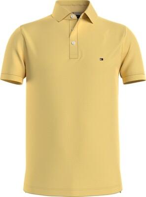 Tommy Hilfiger | Polo Slim Fit | MW0MW17771 geel