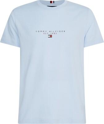 Tommy Hilfiger | T-Shirt | MW0MW17676 l.blauw