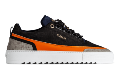 Mason Garments | Sneaker | FIRENZE oranje