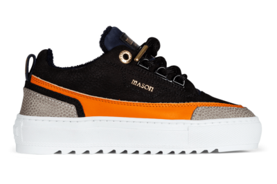 Mason Garments Kids | Sneaker | FIRENZEYOUNG oranje