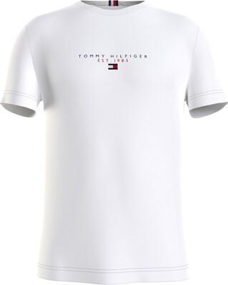 Tommy Hilfiger | T-Shirt | MW0MW17676 wit