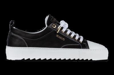 Mason Garments | Sneaker | ASTRO zwart