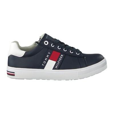 Tommy Hilfiger Kids | Sneaker | T3B4-30718 blauw