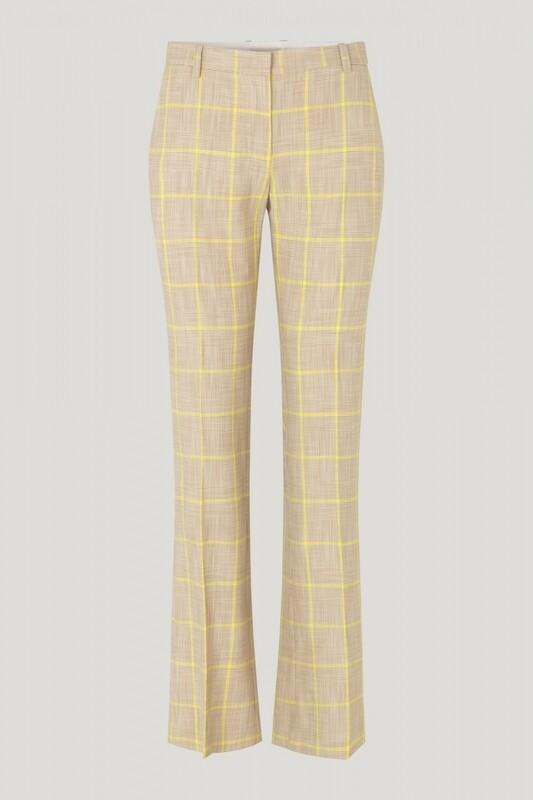 Baum und Pferdgarten | Pantalon | 21640 geel