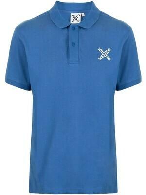 Kenzo | Polo | FA65PO0504SK blauw
