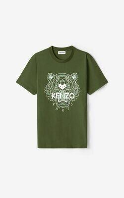 Kenzo | T-Shirt | FB55TS0684YH groen
