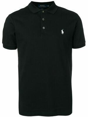 Polo Ralph Lauren | Polo | 710541705 zwart