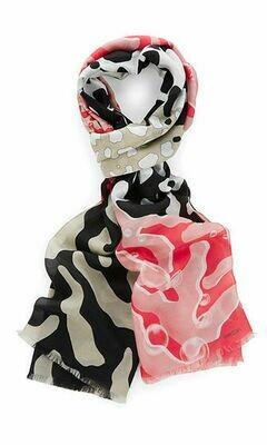 Marccain   Sjaal   QS B4.07 Z25 roze