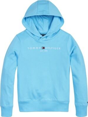 Tommy Hilfiger Kids | Hoodie | KB0KB05673 l.blauw