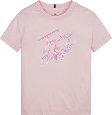 Tommy Hilfiger Kids | T-Shirt | KG0KG05870 roze