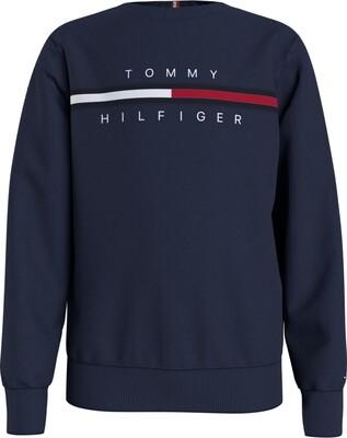 Tommy Hilfiger Kids | Sweater | KB0KB06568 navy