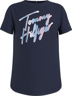 Tommy Hilfiger Kids | T-Shirt | KG0KG05870 navy
