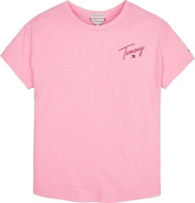 Tommy Hilfiger Kids | T-Shirt | KG0KG05873 pink