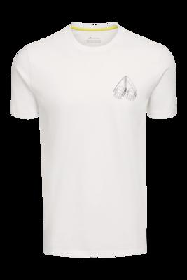 Moose Knuckles | T-Shirt | M11MT719 wit
