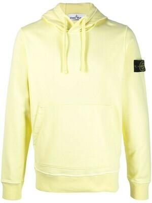 Stone Island   Sweater   MO741564151 geel