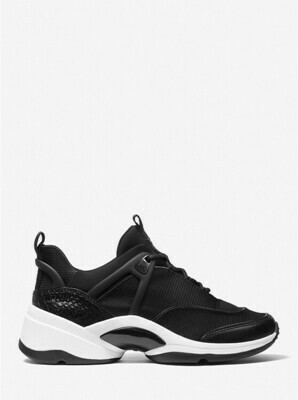 Michael Kors | Sneaker | 43S1SPFS7D zwart