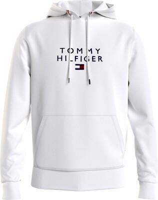 Tommy Hilfiger | Hoody | MW0MW17397 wit