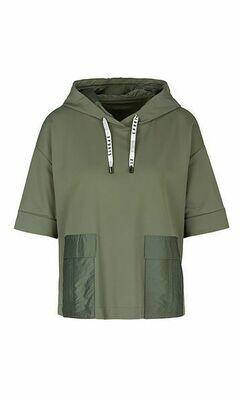 Marccain   Sweater   QS 44.07 J26 d.grijs