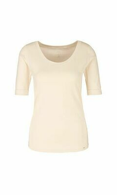 Marccain | T-shirt | QC 48.69 J14 beige