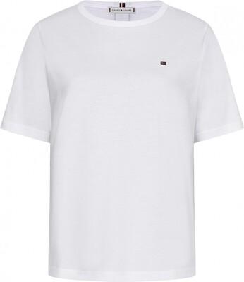 Tommy Hilfiger | T-shirt | WW0WW30469 wit