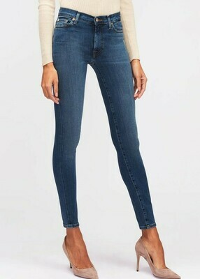 7 For All Mankind   Jeans HW Skinny luxe   JSWZA230RL jeans