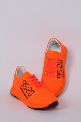 Dsquared2 Kids | Sneaker | 66911 oranje