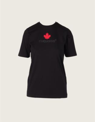 Dsquared2 | T-shirt | S75GD0210 S23009 zwart