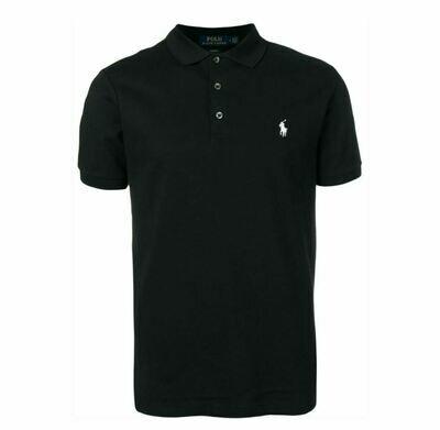 Polo Ralph Lauren   Polo   710541705 zwart