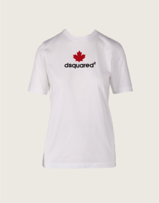 Dsquared2 | T-shirt | S75GD0210 S23009 wit