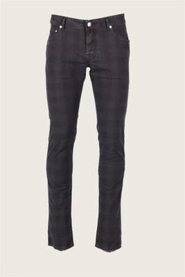 Jacob Cohën | Jeans | J622 02372 V zwart